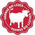 Siegel für Schuhe mit Hanwag Bio-Leder