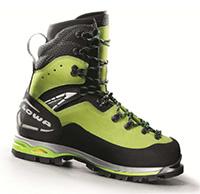 Lowa Bergschuh für alpinen Einsatz