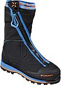 Gefütterter Stiefel für Winterwanderungen und Alpinismus