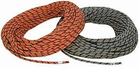 Mammut Seile für die Anwendung der Zwillingsseilsicherung