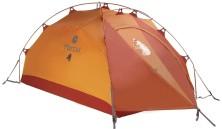 Marmot Zelt mit außen liegendem Gestängesystem