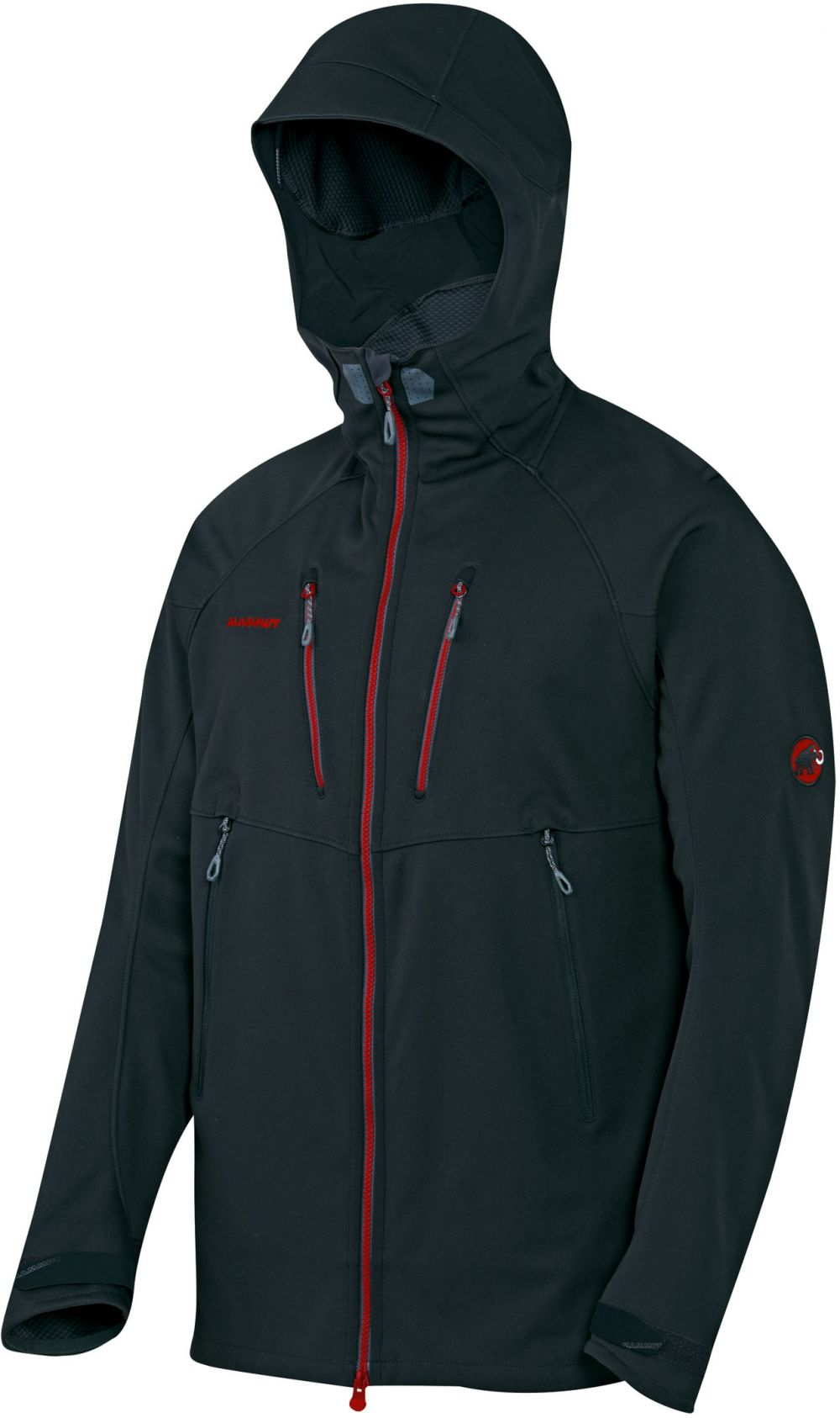 check out ee6d8 dc519 Mammut Ultimate Hoody - Softshells - Gipfelrausch.com