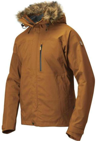 Fjällräven Eco Tour Jacket - Orange