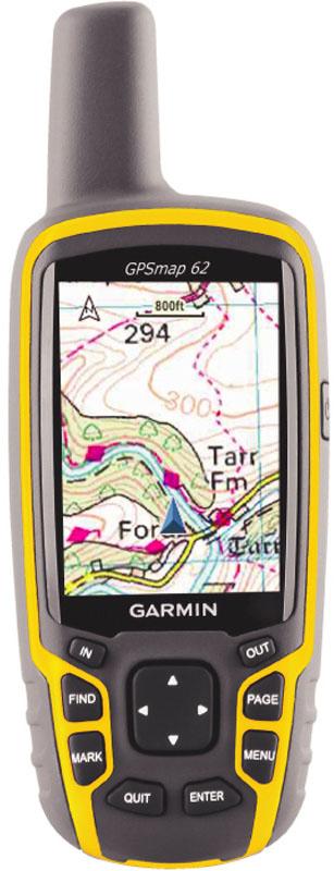 Garmin GPSMap 62 - Grau