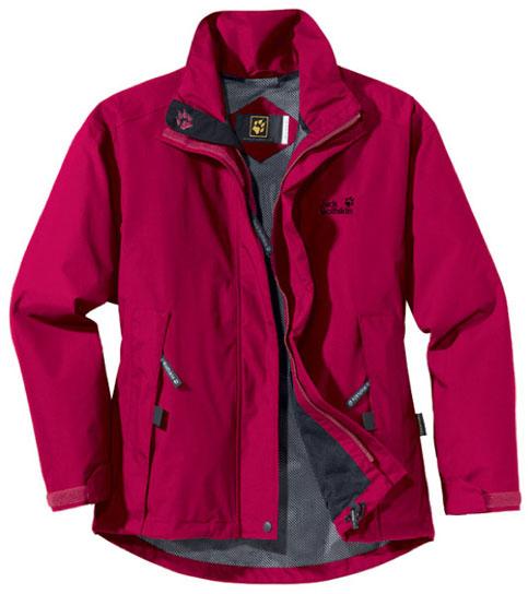 Jack Wolfskin Women's Highland Jacket - Pink
