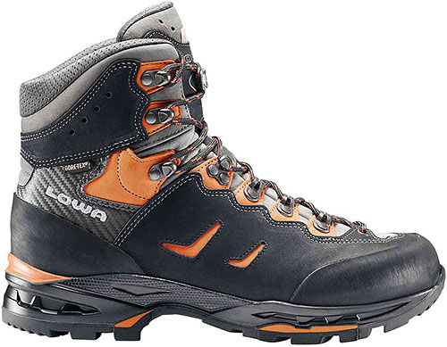 Lowa Camino GTX - Orange / Grau