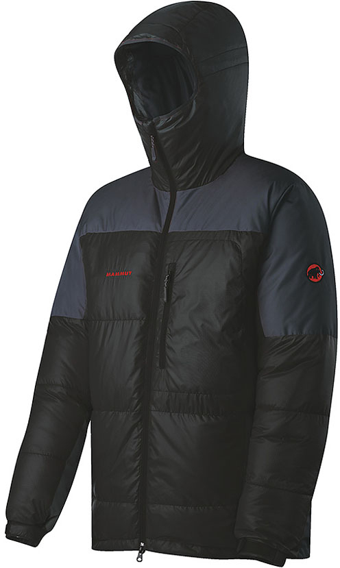Mammut Ambler Hooded Jacket - Schwarz