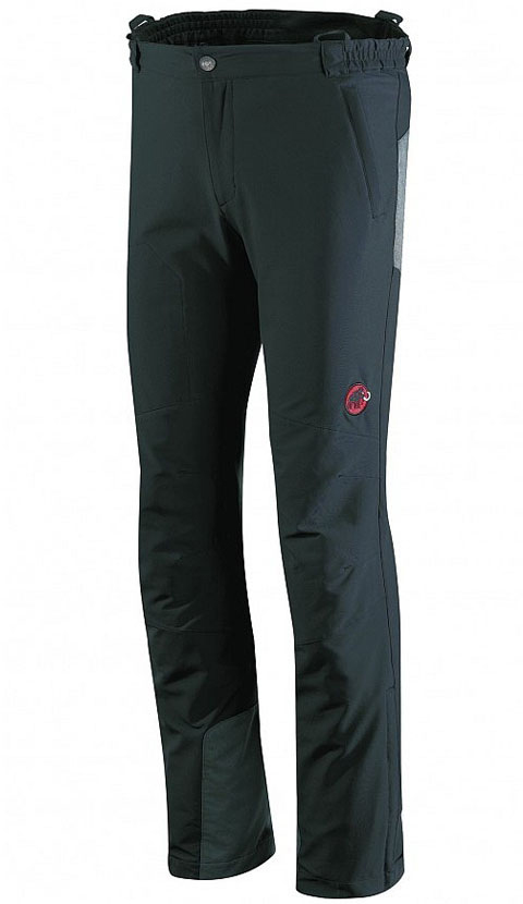 Mammut Base Jump Pants - Schwarz