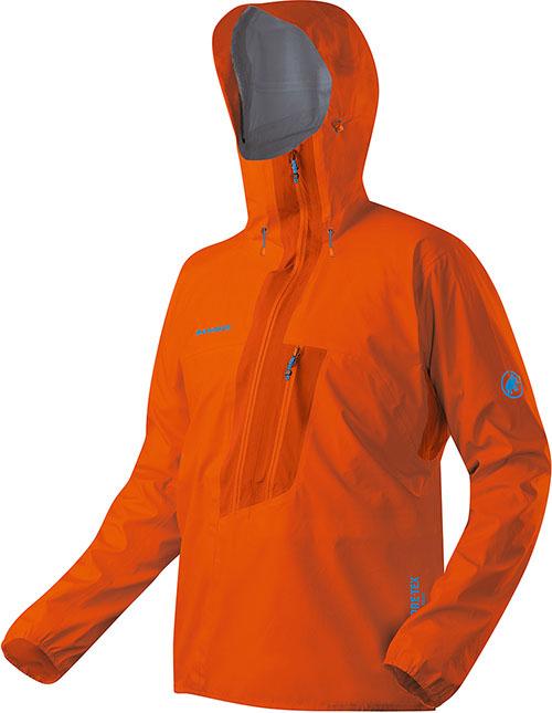 Mammut Eiger Extreme Felsturm Half-Zip Jacket - Orange