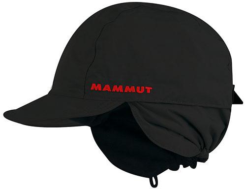 Mammut Storm Cap - Schwarz