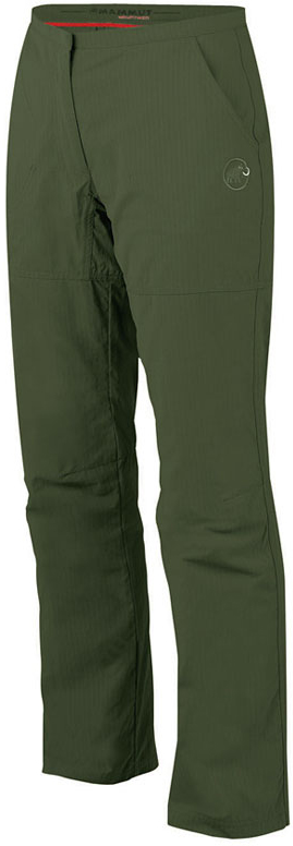 Mammut Women's Continental Pants - Olive