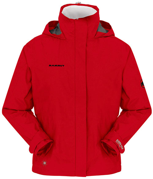 Mammut Women's Convey Jacket - Rot