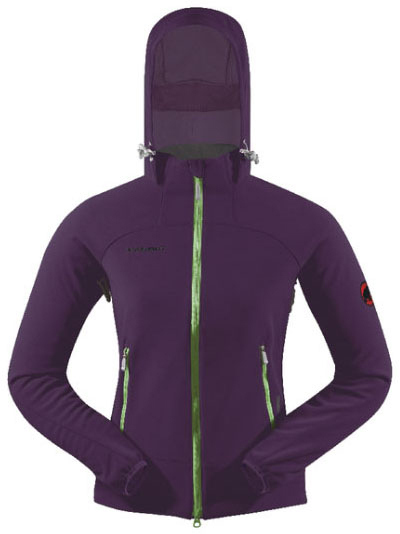 Mammut Women's Ultimate Inuit Jacket - Lila