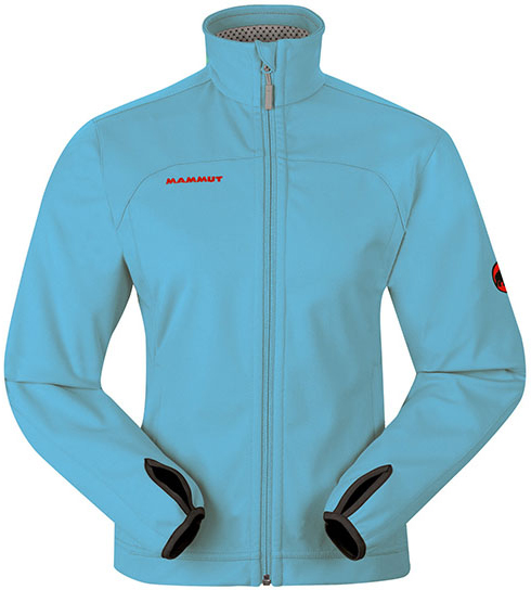 Mammut Women's Ultimate Pro Jacket - Hellblau