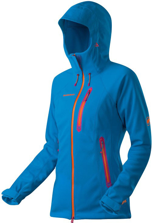 Mammut Women's Ultimate Westgrat Jacket - Hellblau