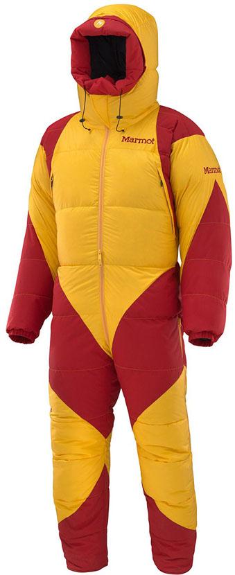 Marmot 8000M Suit - Gelb