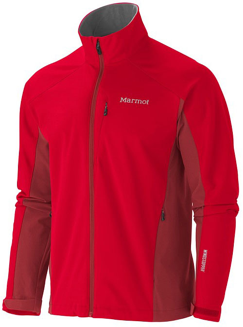 Marmot Leadville Jacket - Rot