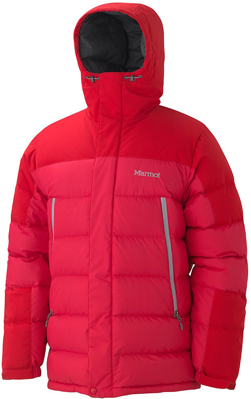 Marmot Mountain Down Jacket - Rot