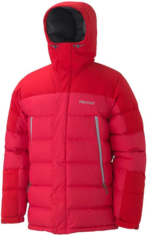 Marmot Mountain Down Jacket - Rot