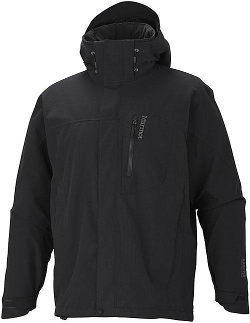 Marmot Palisades Jacket - Schwarz