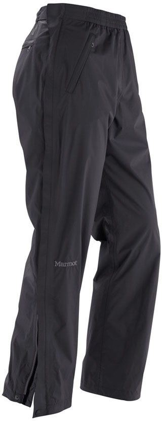 Marmot PreCip Full Zip Pant - Schwarz