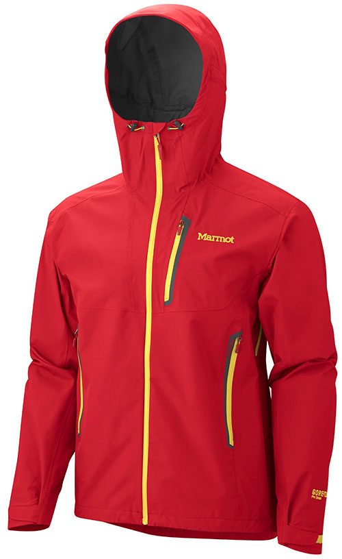 Marmot Speed Light Jacket - Rot