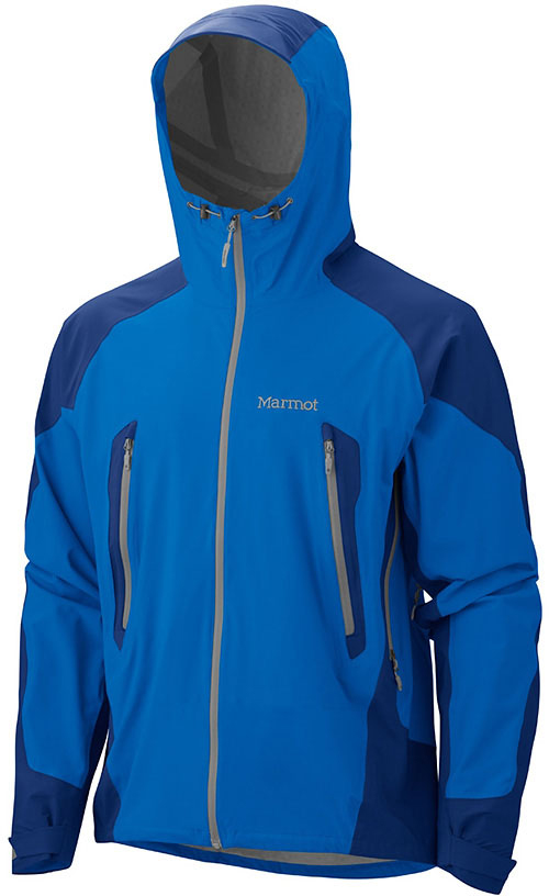 Marmot Stretch Man Jacket - Blau
