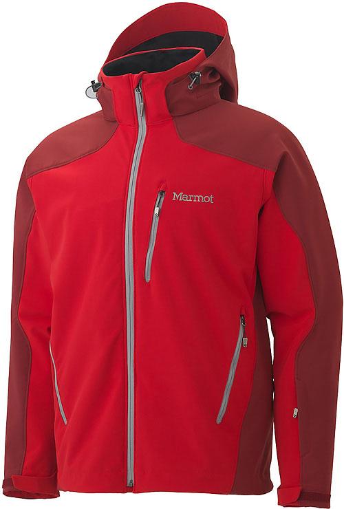 Marmot Vertical Jacket - Rot