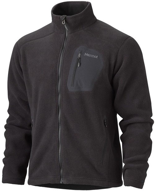 Marmot Warmlight Jacket - Schwarz