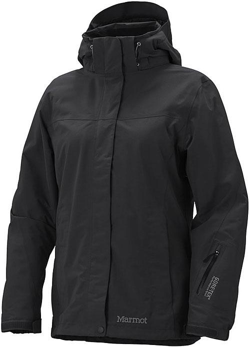 Marmot Women's Palisades Jacket - Schwarz