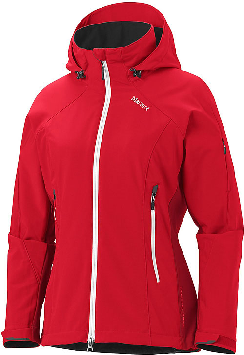 Marmot Women's Pro Tour Jacket - Rot