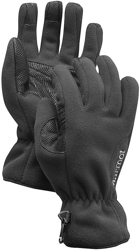 Marmot Women's Windstopper Glove - Schwarz