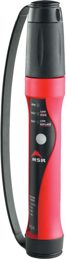 MSR Miox Purifier - Rot