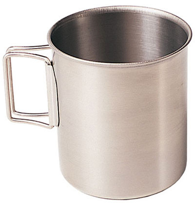 MSR Titan Tasse - Metall
