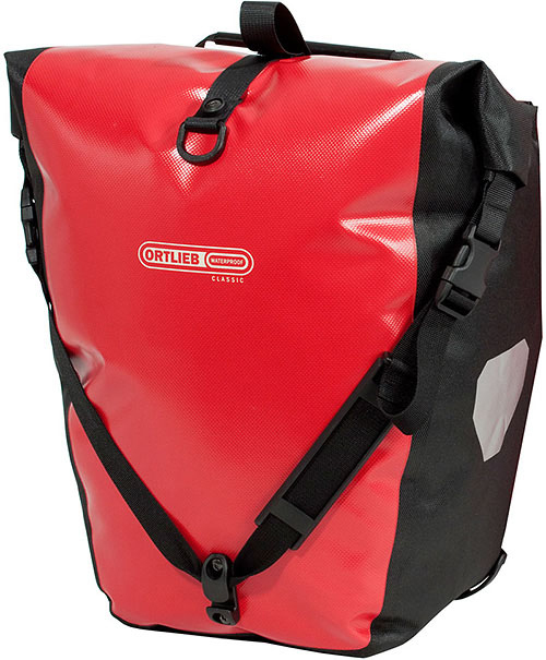 Ortlieb Back Roller Classic - Rot