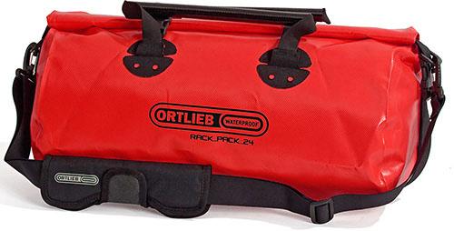 Ortlieb Rack Pack - Rot
