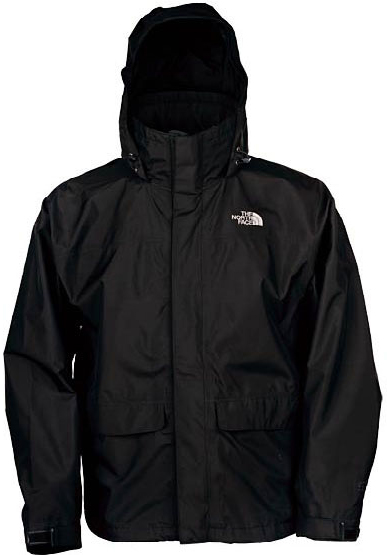 The North Face All Terrain Jacket - Schwarz