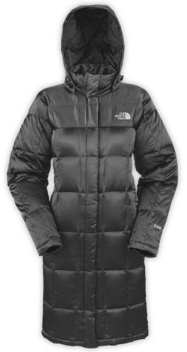The North Face Metropolis Parka - Schwarz