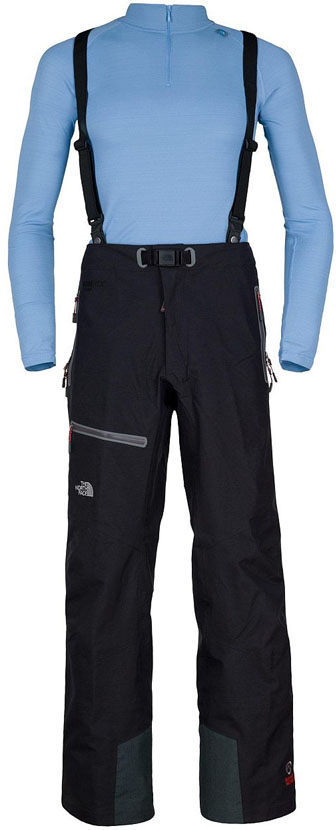 The North Face Point Five Pant - Schwarz