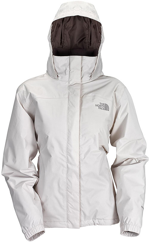 The North Face Women's Resolve Insulated Jacket - Weiss
