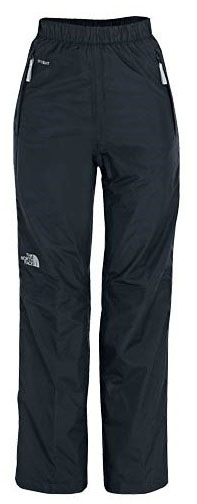 The North Face Women's Strider Side Zip Pants - Schwarz