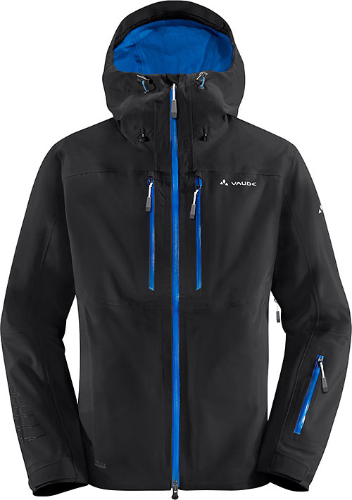 Vaude Cheilon Stretch Jacket - Schwarz