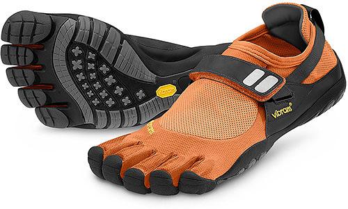 Vibram Five Fingers KSO Trek Sport - Orange