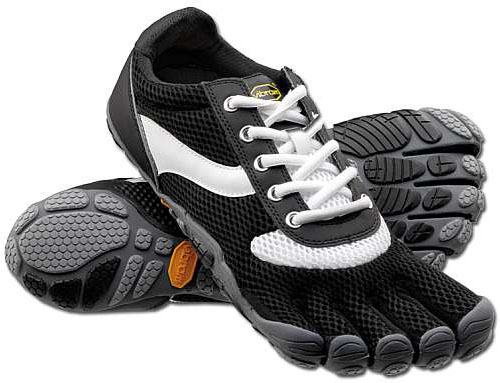 Vibram Five Fingers Speed - Schwarz