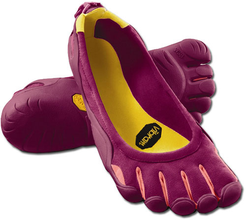 Vibram Five Fingers Women's Classic - Rot