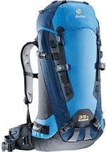 Deuter Guide 35+ - Blau