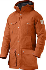 Fjällräven Greenland Parka - Orange