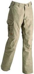 Fjällräven Karl Zip Off Trousers - Beige