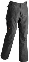 Fjällräven Karl Zip Off Trousers - Dunkelgrau