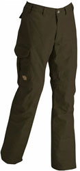 Fjällräven Karl Zip Off Trousers - Olive